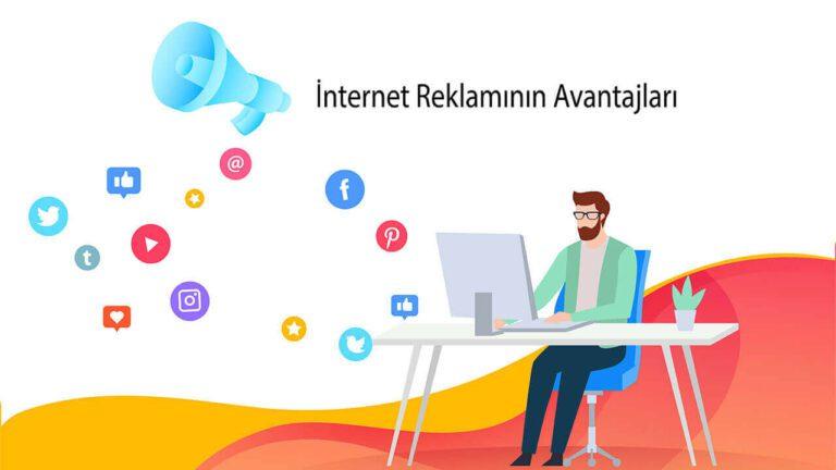 İnternet Reklamının Avantajları