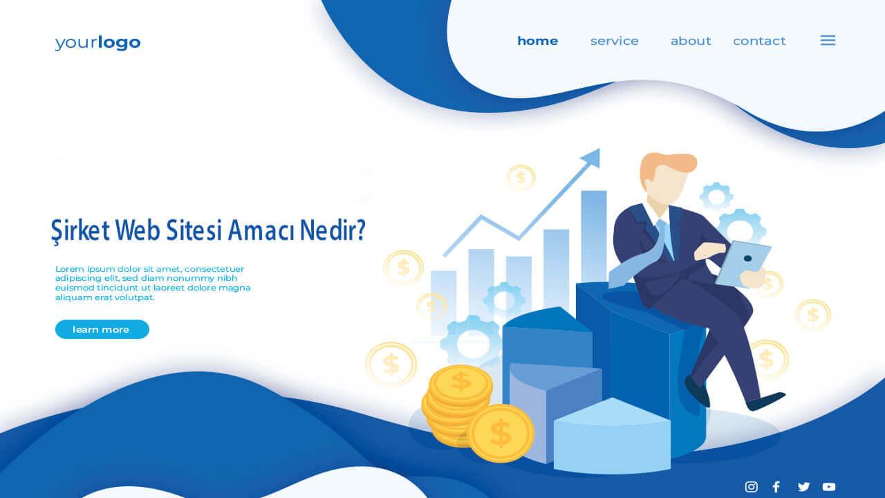 Şirket Web Sitesi
