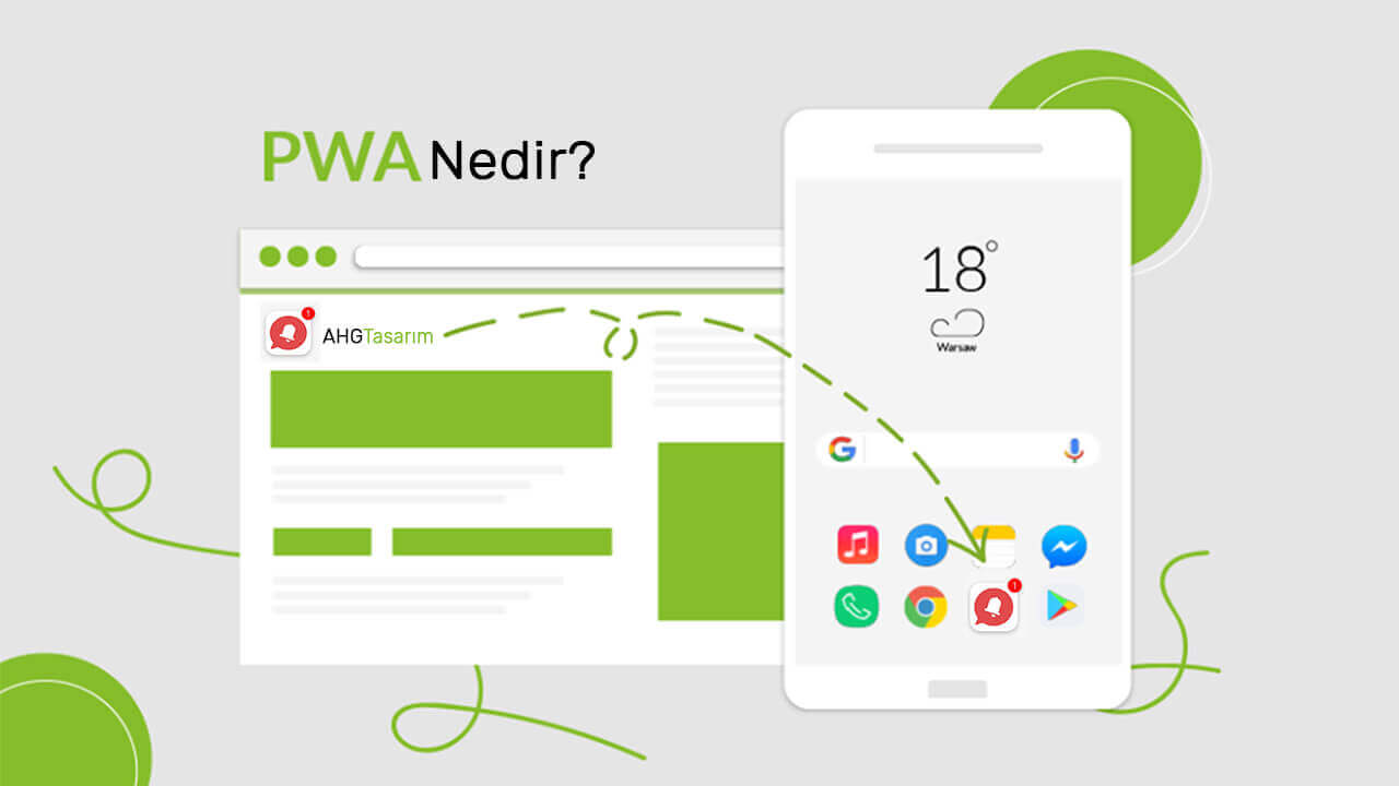 Web Siteler için PWA Nedir