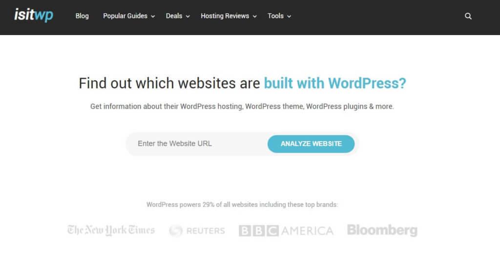 web sitesi hız testi