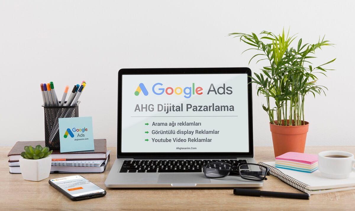 Google adwords reklam yönetim danışmanlık