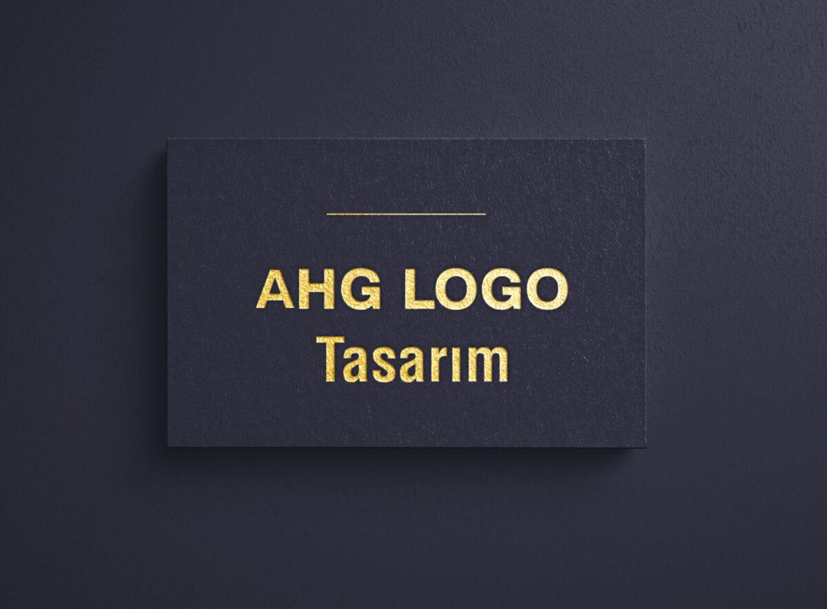 AHG logo tasarım yaptır