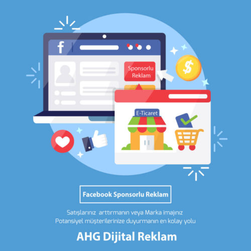 Facebook Sponsorlu Reklam Hizmeti