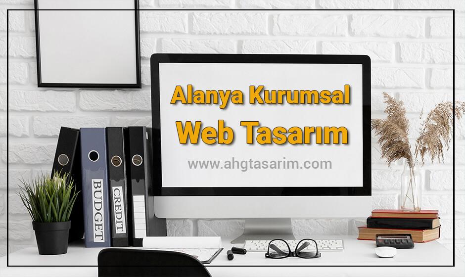 Alanya Kurumsal Web Tasarım