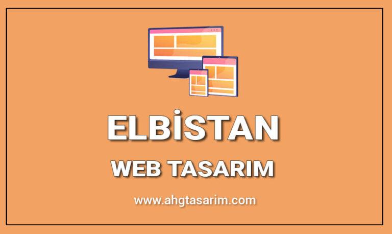 Elbistan Web Tasarım