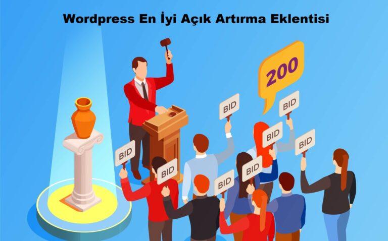 Wordpress En İyi Açık Artırma Eklentisi