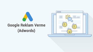 Google Reklam Verme Adwords
